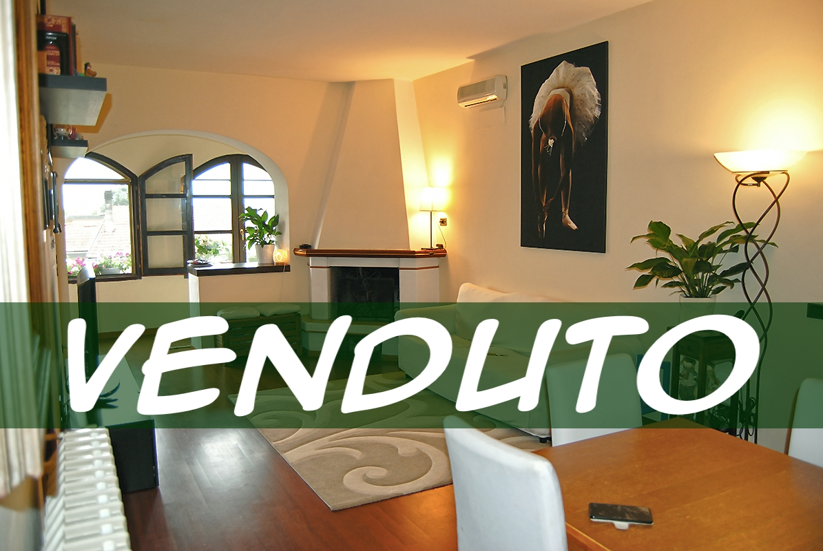 Grazioso appartamento in bifamiliare. Ottimamente curato – D/225