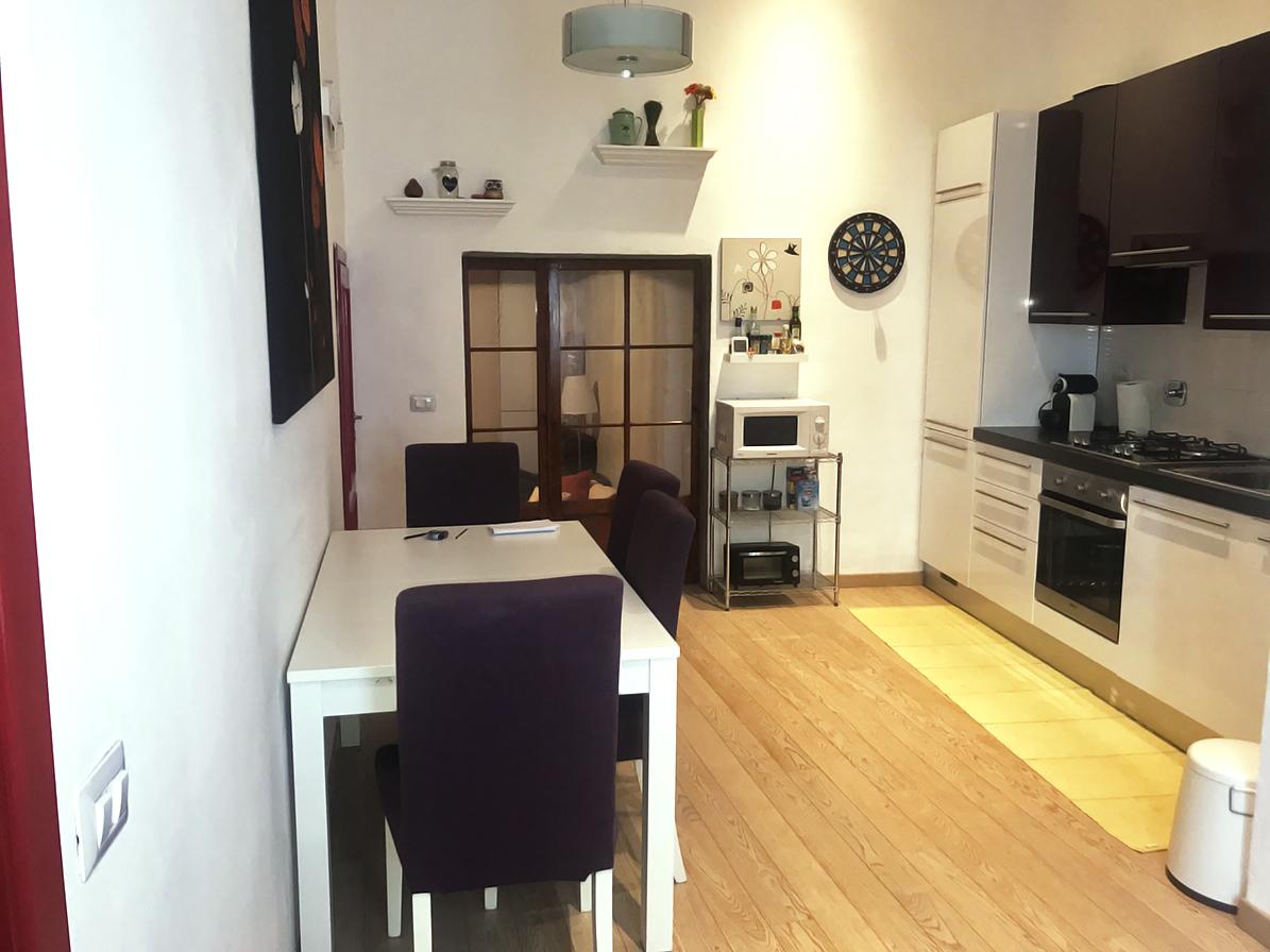 Ampio e luminoso appartamento di 3 vani di recente ristrutturazione – B/525